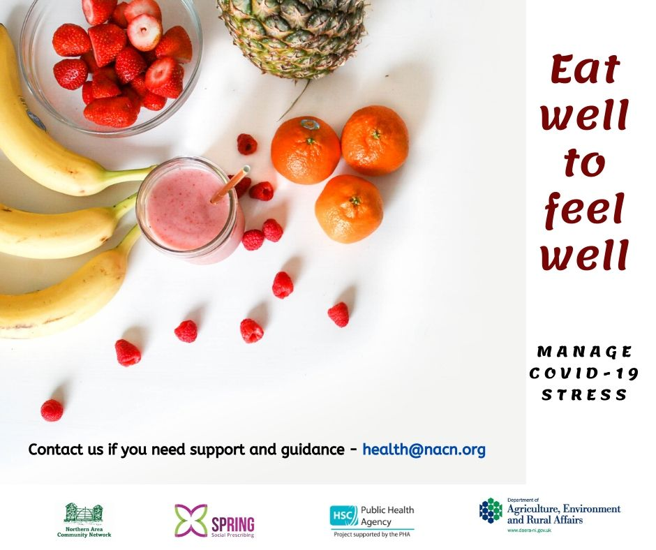 Eat Well to Feel Well