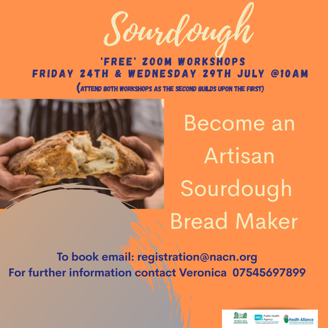 Sourdough Bread Workshops