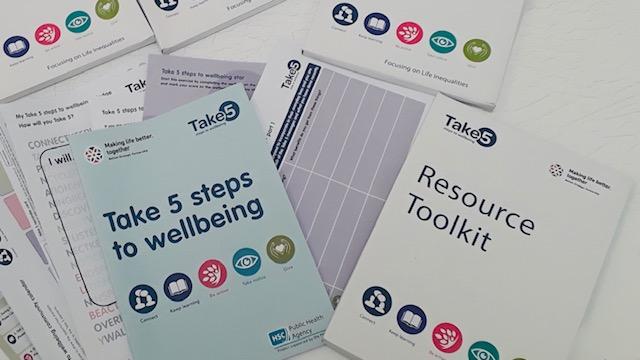 TAKE 5 Resource Toolkit