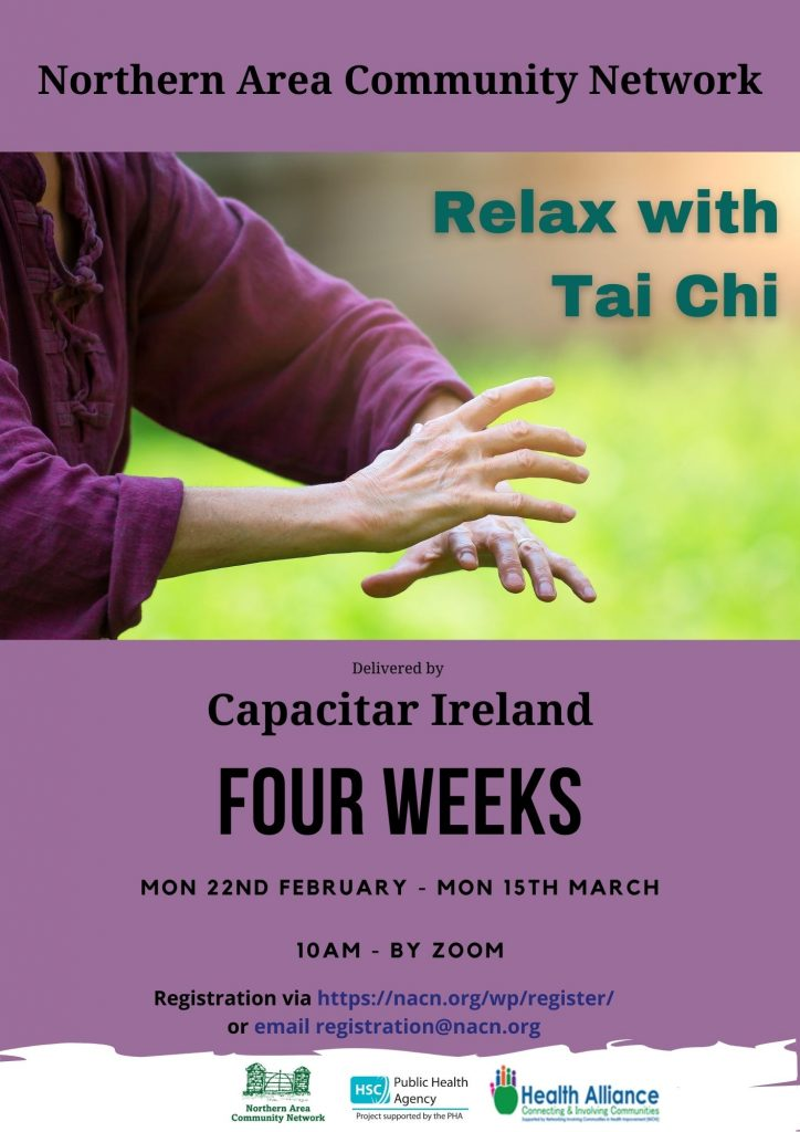 Relax With Tai Chi