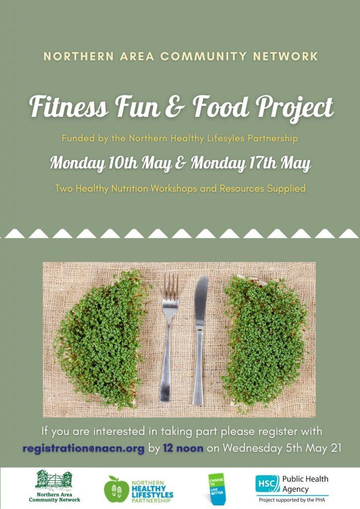 Fitness, Fun & Food Project