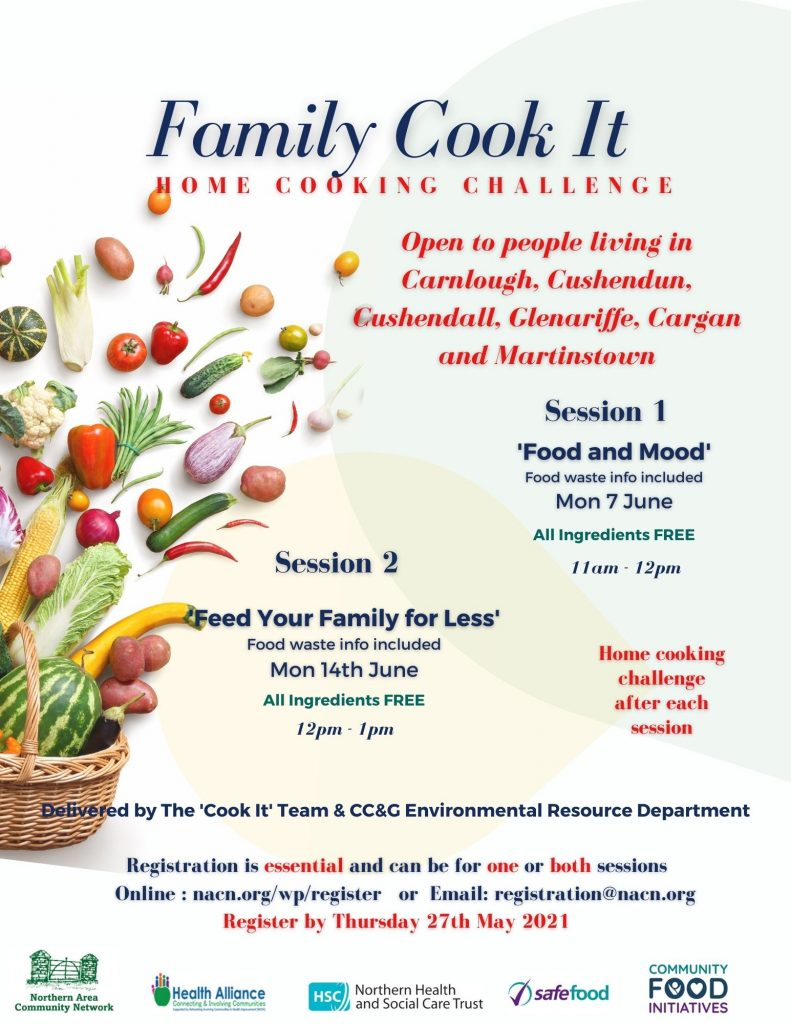 Family Cook It Home Cooking Challenge