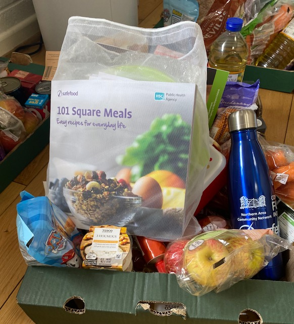 Lunch and Snack Box Ideas Workshops